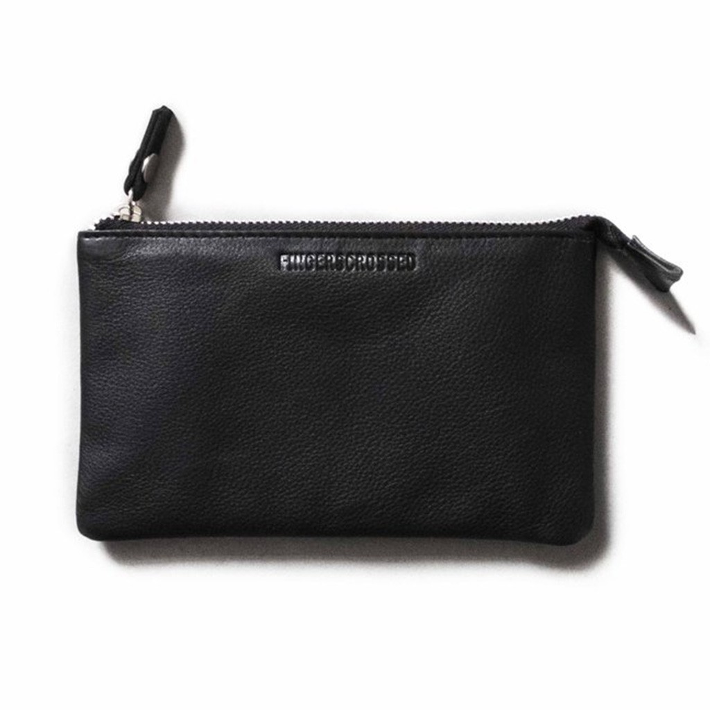 fingerscrossed GTH Pouch Big black